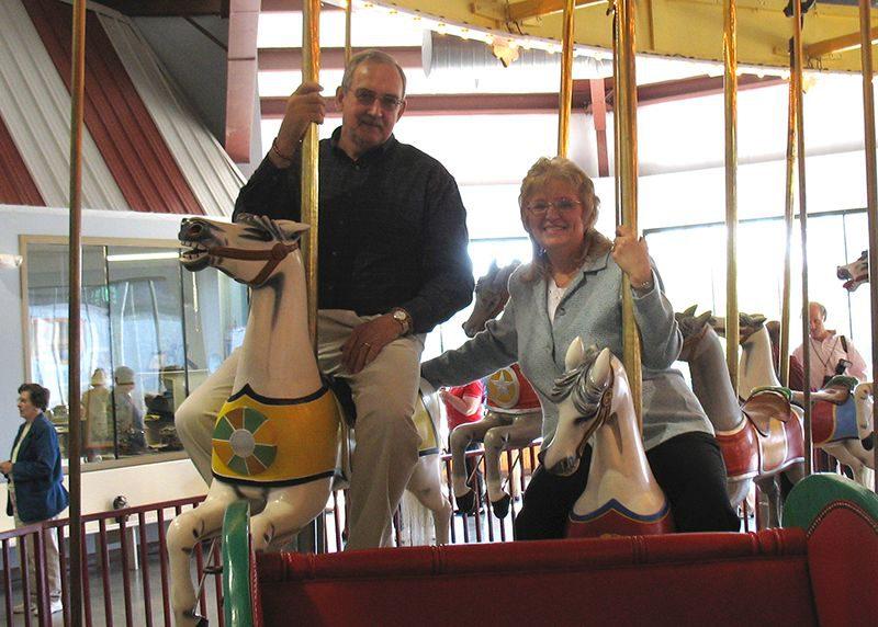 Carousel Rounding Boards - Merry-go-round