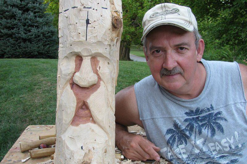 Wood Spirit 11