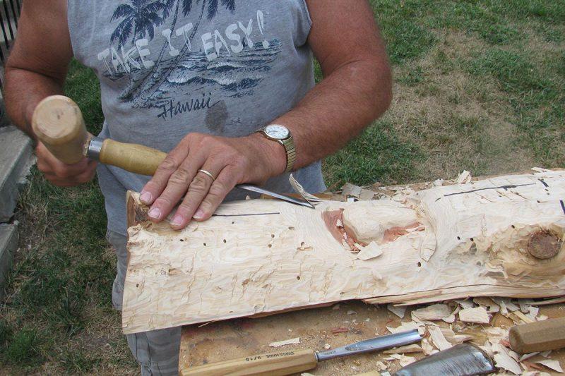Wood Spirit 8